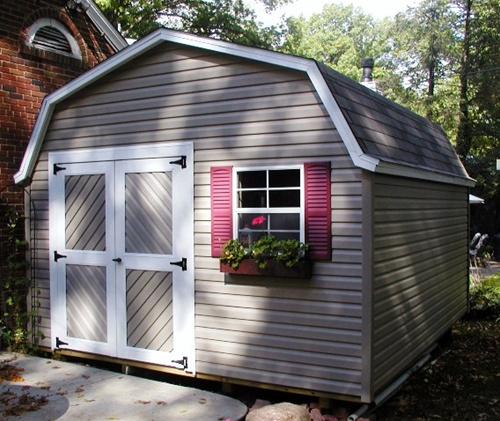 24x27 window with 9 x 27 burgandy shutters ships free for 18x27 window