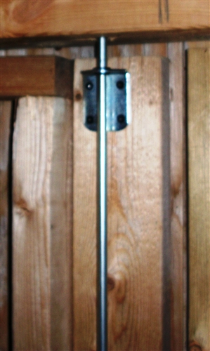 3 Point Shed Door Locking System